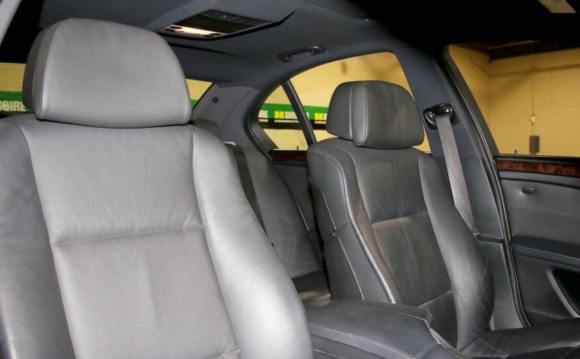 2010 BMW 535I xDrive AWD CUIR TOIT NAV MAGS #30