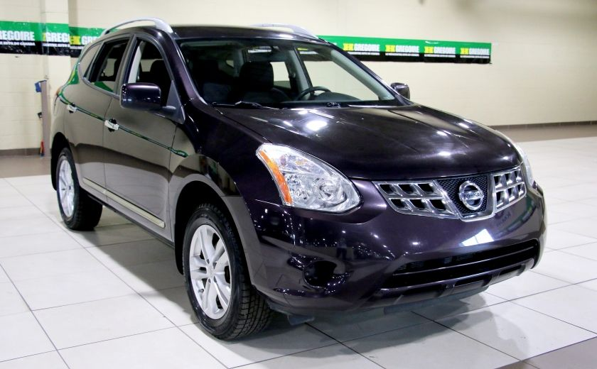 2012 Nissan Rogue SV AWD AUTO AC MAGS #0
