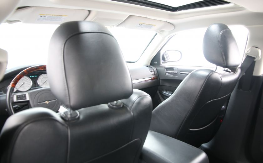2009 Chrysler 300 C Hemi A/C CUIR TOIT MAGS #14