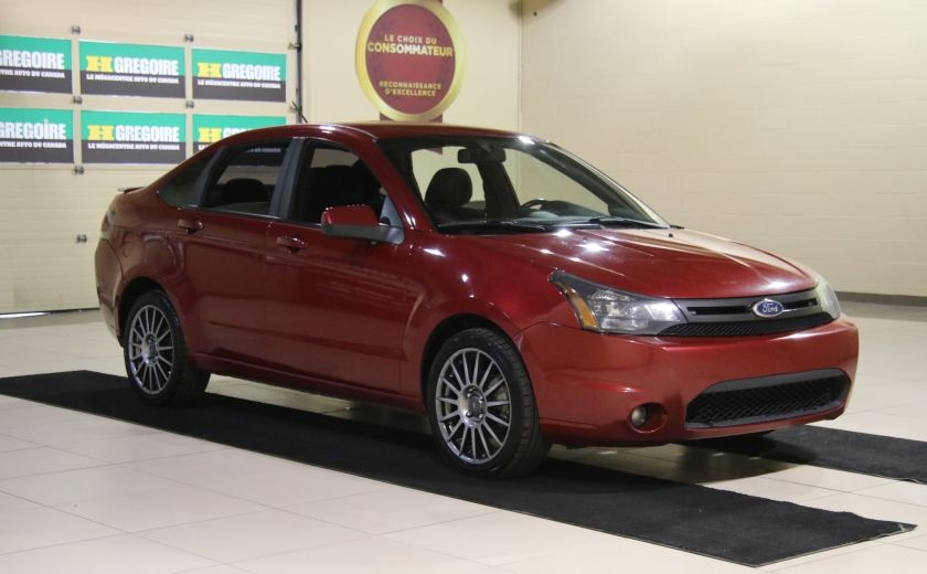2011 Ford Focus SES AUTO A/C GR.ELECT MAGS BLUETHOOT #0