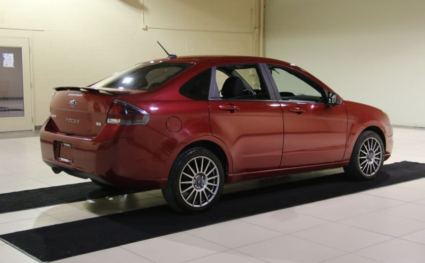 2011 Ford Focus SES AUTO A/C GR.ELECT MAGS BLUETHOOT #4