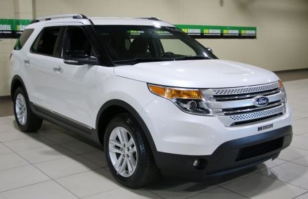 2012 Ford Explorer XLT AWD AUTO A/C MAGS BLUETOOTH 7 PASS in Victoriaville