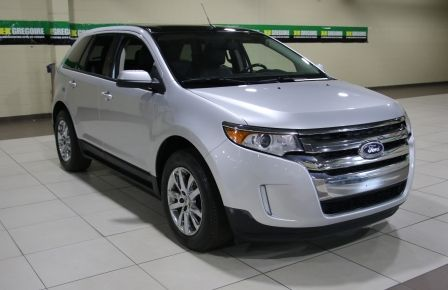 2013 Ford EDGE SEL CUIR TOIT NAV CAMERA RECUL in Abitibi
