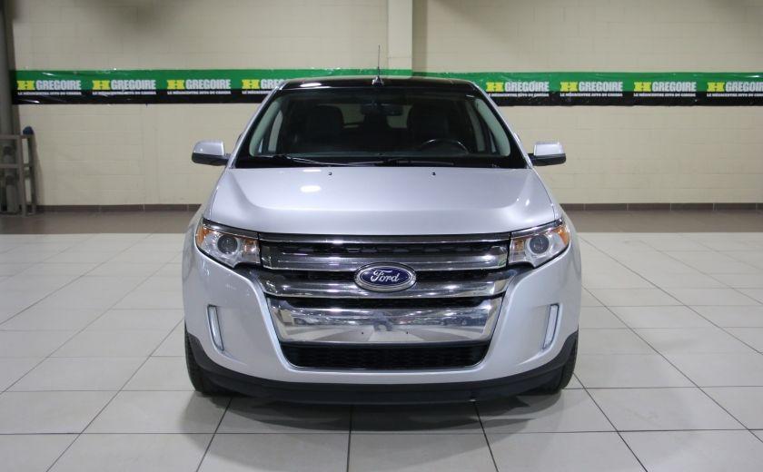 2013 Ford EDGE SEL CUIR TOIT NAV CAMERA RECUL #1