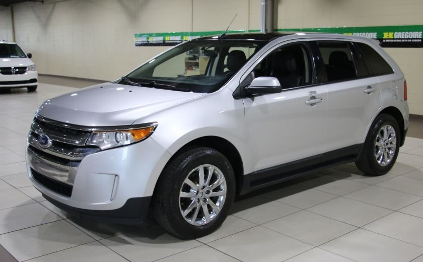 2013 Ford EDGE SEL CUIR TOIT NAV CAMERA RECUL #2