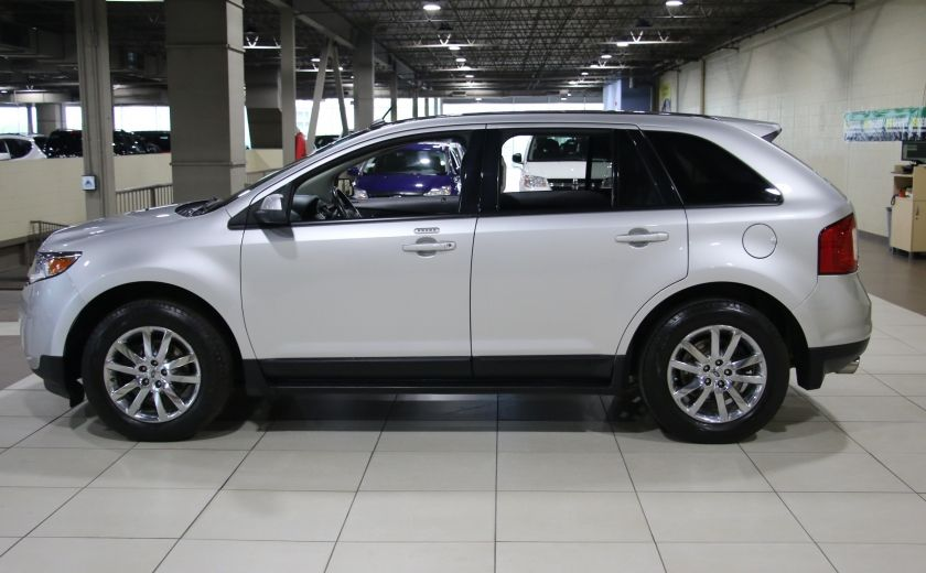 2013 Ford EDGE SEL CUIR TOIT NAV CAMERA RECUL #3