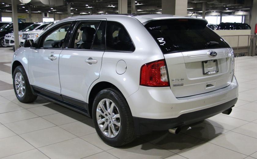 2013 Ford EDGE SEL CUIR TOIT NAV CAMERA RECUL #4