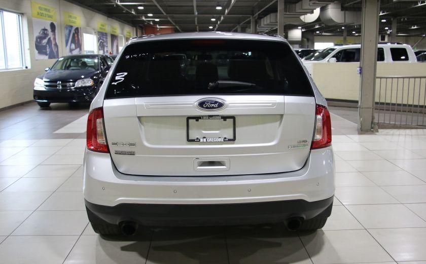 2013 Ford EDGE SEL CUIR TOIT NAV CAMERA RECUL #5