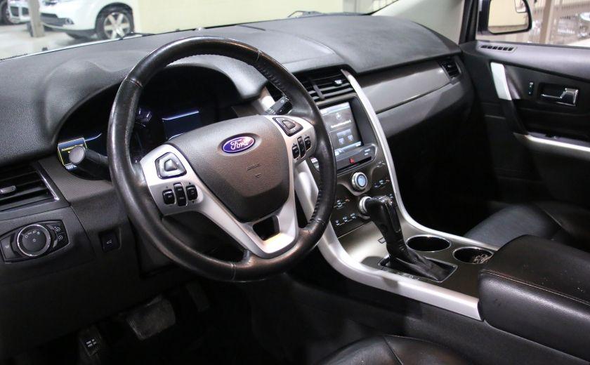 2013 Ford EDGE SEL CUIR TOIT NAV CAMERA RECUL #8