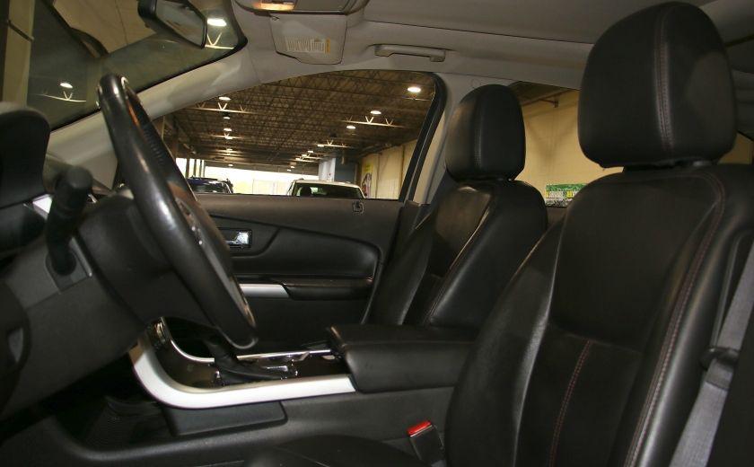 2013 Ford EDGE SEL CUIR TOIT NAV CAMERA RECUL #9