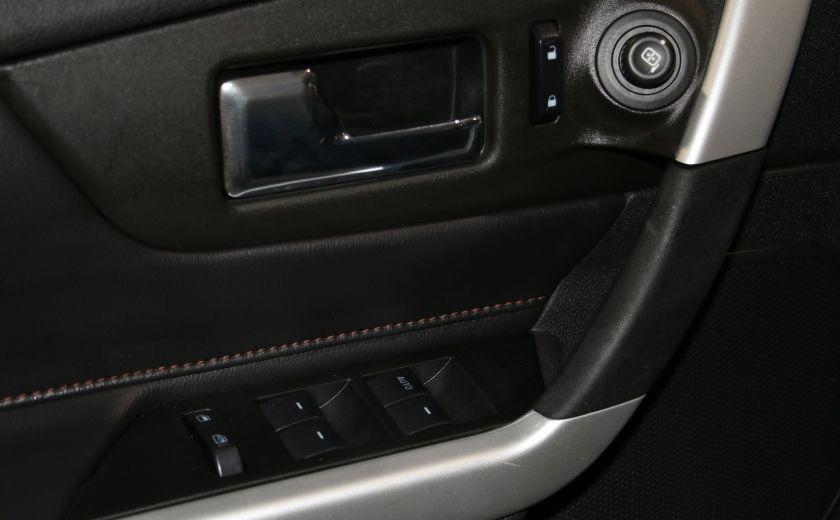 2013 Ford EDGE SEL CUIR TOIT NAV CAMERA RECUL #10