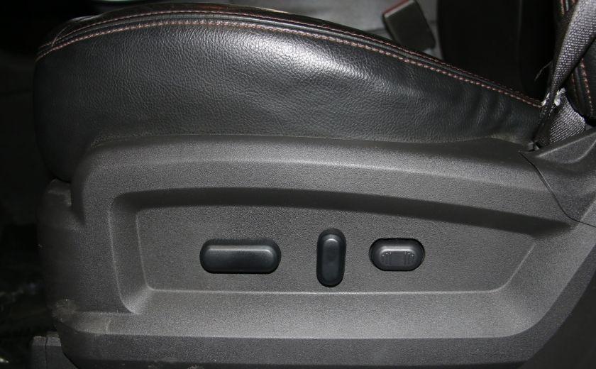2013 Ford EDGE SEL CUIR TOIT NAV CAMERA RECUL #11