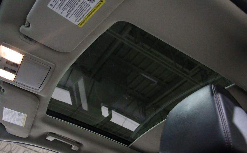 2013 Ford EDGE SEL CUIR TOIT NAV CAMERA RECUL #12