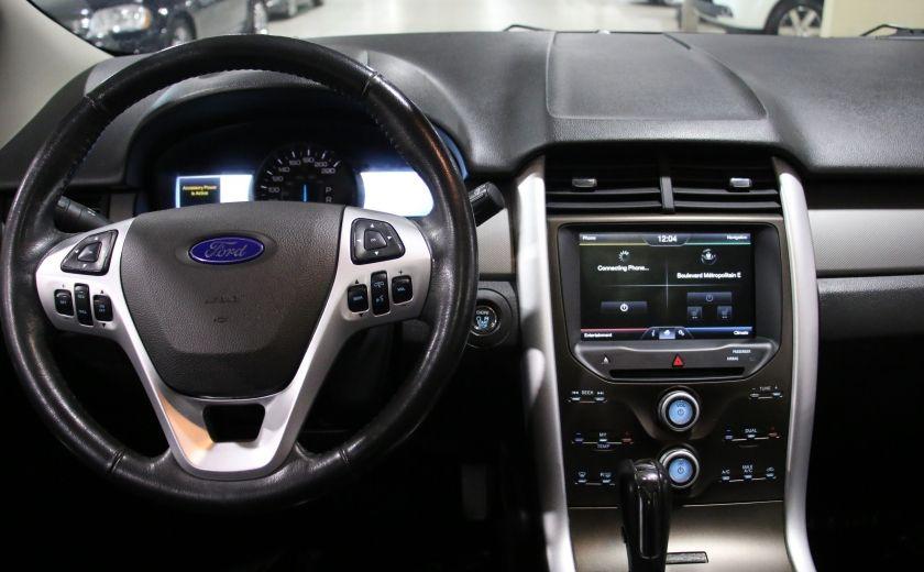 2013 Ford EDGE SEL CUIR TOIT NAV CAMERA RECUL #14