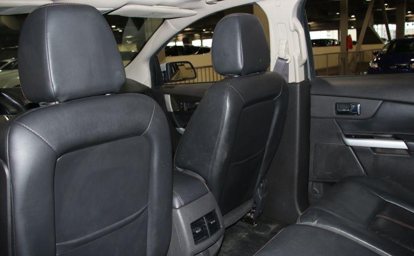 2013 Ford EDGE SEL CUIR TOIT NAV CAMERA RECUL #22