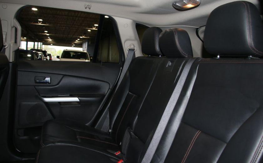 2013 Ford EDGE SEL CUIR TOIT NAV CAMERA RECUL #23