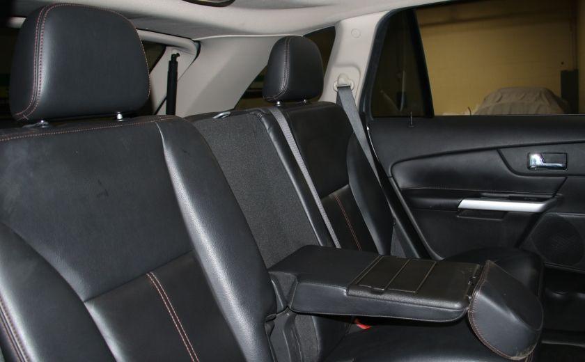 2013 Ford EDGE SEL CUIR TOIT NAV CAMERA RECUL #24