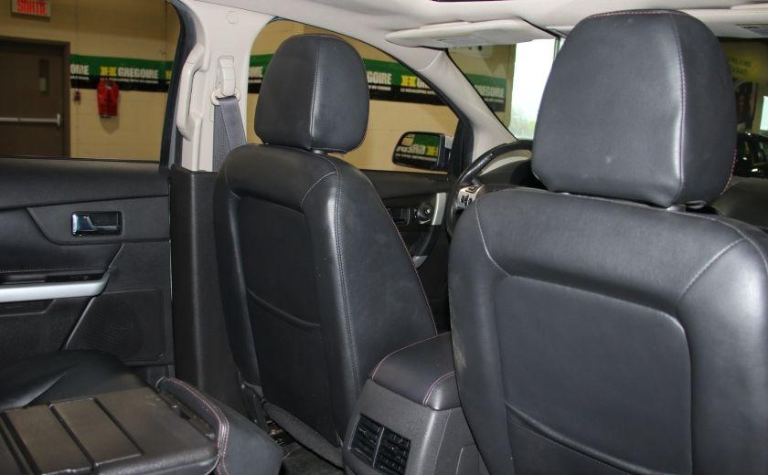 2013 Ford EDGE SEL CUIR TOIT NAV CAMERA RECUL #25