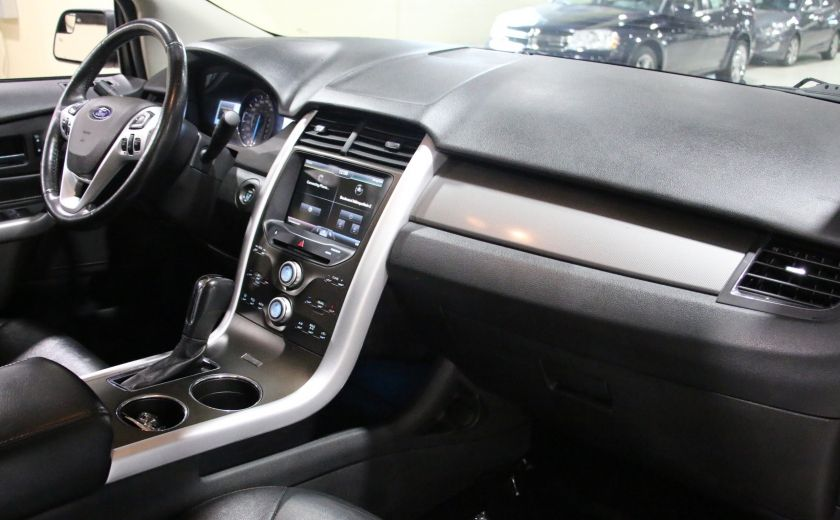 2013 Ford EDGE SEL CUIR TOIT NAV CAMERA RECUL #26
