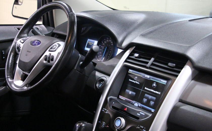 2013 Ford EDGE SEL CUIR TOIT NAV CAMERA RECUL #27