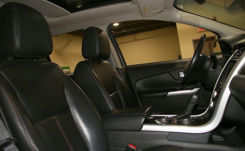 2013 Ford EDGE SEL CUIR TOIT NAV CAMERA RECUL #28