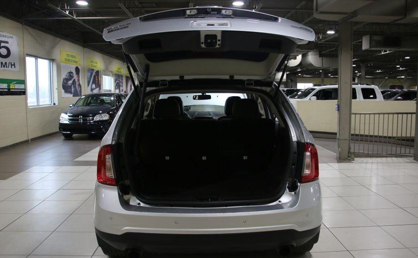2013 Ford EDGE SEL CUIR TOIT NAV CAMERA RECUL #31