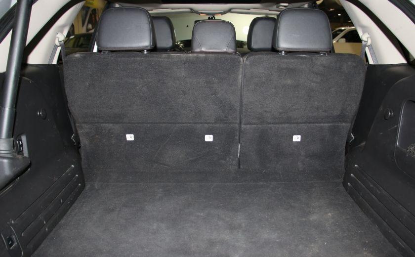2013 Ford EDGE SEL CUIR TOIT NAV CAMERA RECUL #32