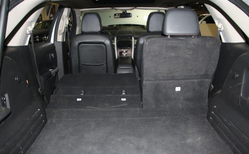 2013 Ford EDGE SEL CUIR TOIT NAV CAMERA RECUL #33