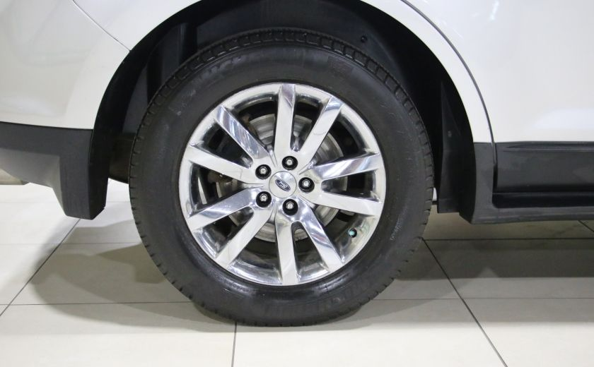 2013 Ford EDGE SEL CUIR TOIT NAV CAMERA RECUL #34