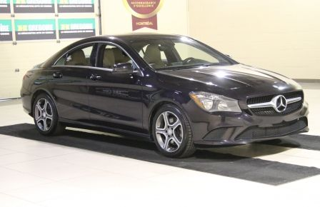2014 Mercedes Benz CLA250 AUTO CUIR MAGS BLUETHOOT à