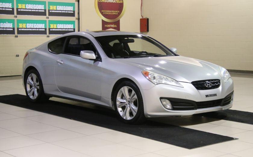 2010 Hyundai Genesis 2dr I4 Auto AUTOMATIQUE A/C MAGS BLUETHOOT CUIR #0