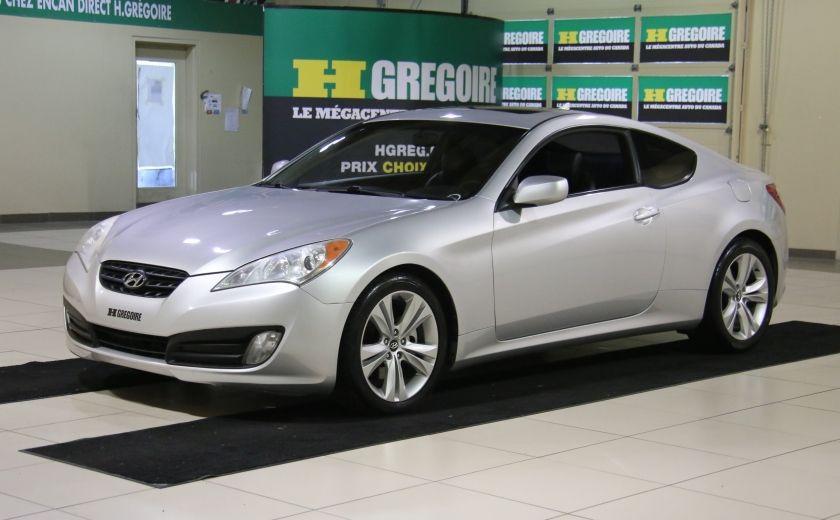 2010 Hyundai Genesis 2dr I4 Auto AUTOMATIQUE A/C MAGS BLUETHOOT CUIR #2