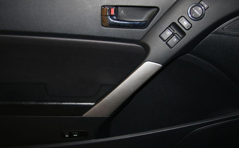 2010 Hyundai Genesis 2dr I4 Auto AUTOMATIQUE A/C MAGS BLUETHOOT CUIR #10