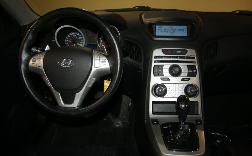 2010 Hyundai Genesis 2dr I4 Auto AUTOMATIQUE A/C MAGS BLUETHOOT CUIR #13