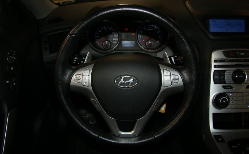 2010 Hyundai Genesis 2dr I4 Auto AUTOMATIQUE A/C MAGS BLUETHOOT CUIR #14