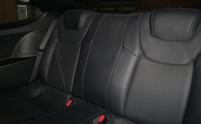 2010 Hyundai Genesis 2dr I4 Auto AUTOMATIQUE A/C MAGS BLUETHOOT CUIR #17