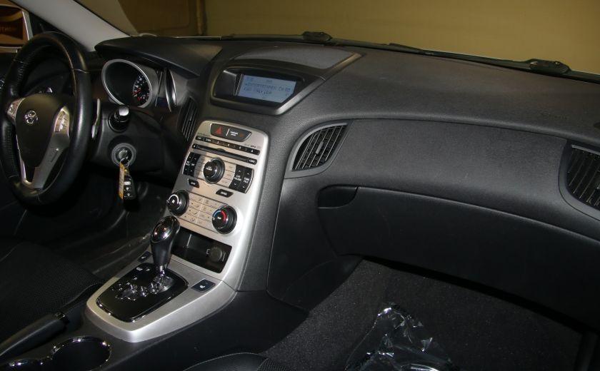 2010 Hyundai Genesis 2dr I4 Auto AUTOMATIQUE A/C MAGS BLUETHOOT CUIR #19
