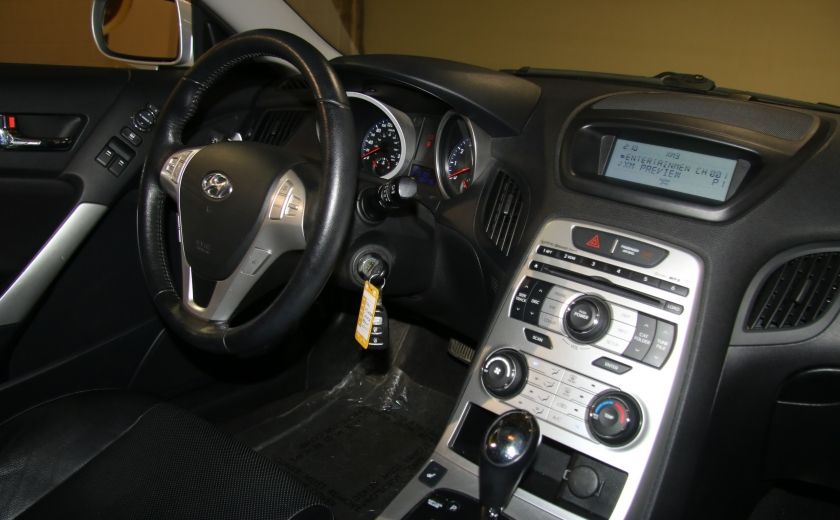 2010 Hyundai Genesis 2dr I4 Auto AUTOMATIQUE A/C MAGS BLUETHOOT CUIR #20
