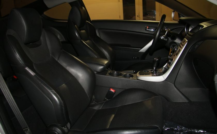 2010 Hyundai Genesis 2dr I4 Auto AUTOMATIQUE A/C MAGS BLUETHOOT CUIR #21