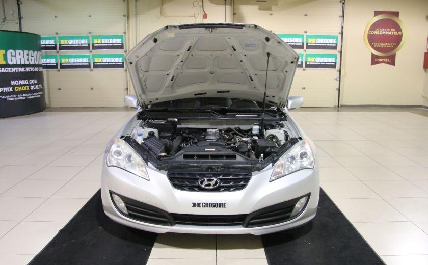 2010 Hyundai Genesis 2dr I4 Auto AUTOMATIQUE A/C MAGS BLUETHOOT CUIR #23