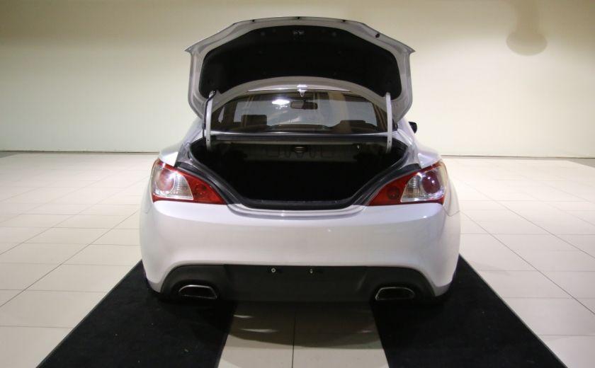 2010 Hyundai Genesis 2dr I4 Auto AUTOMATIQUE A/C MAGS BLUETHOOT CUIR #24
