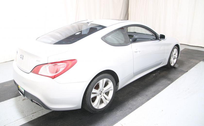 2010 Hyundai Genesis 2dr I4 Auto AUTOMATIQUE A/C MAGS BLUETHOOT CUIR #33
