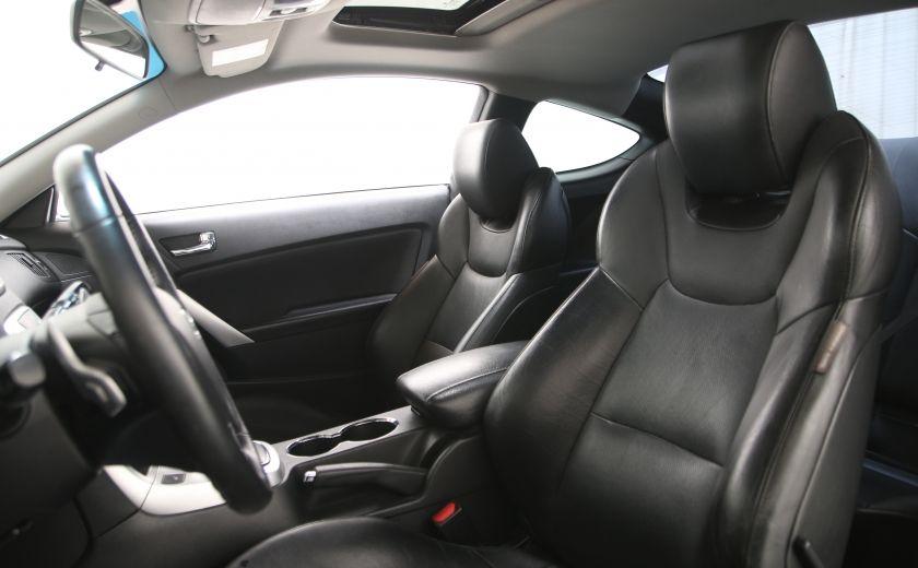2010 Hyundai Genesis 2dr I4 Auto AUTOMATIQUE A/C MAGS BLUETHOOT CUIR #36