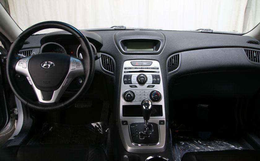 2010 Hyundai Genesis 2dr I4 Auto AUTOMATIQUE A/C MAGS BLUETHOOT CUIR #39