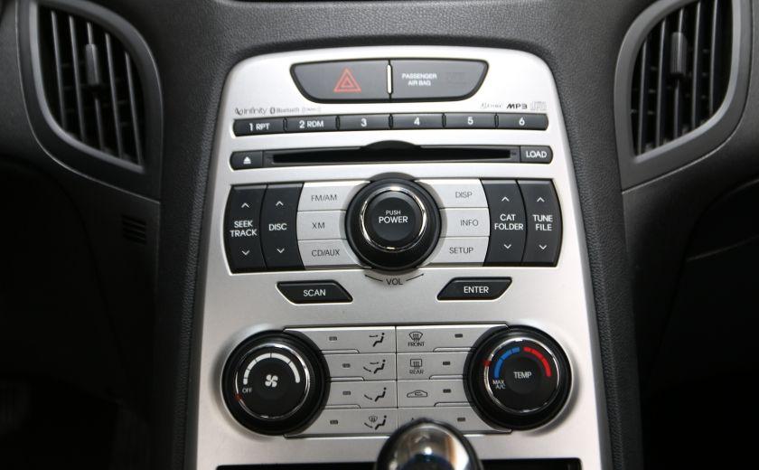 2010 Hyundai Genesis 2dr I4 Auto AUTOMATIQUE A/C MAGS BLUETHOOT CUIR #41
