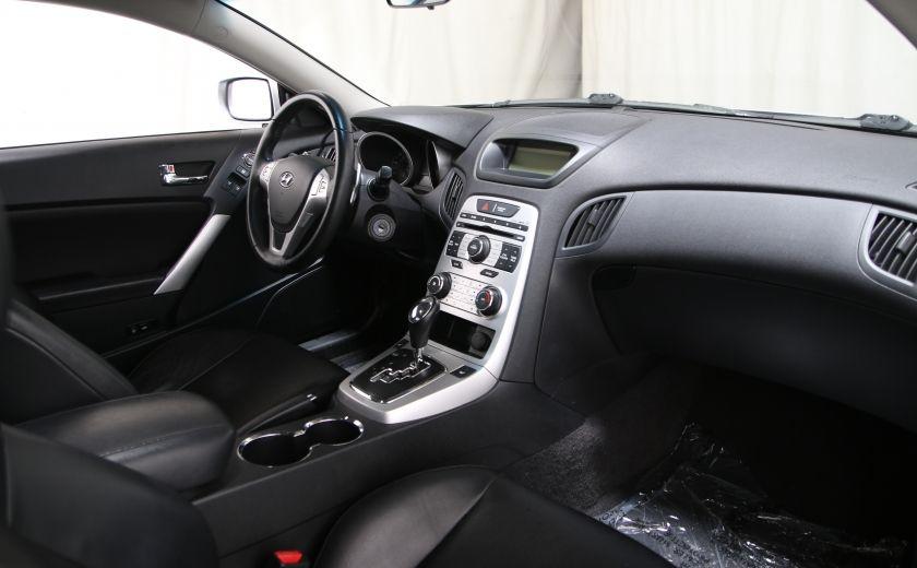 2010 Hyundai Genesis 2dr I4 Auto AUTOMATIQUE A/C MAGS BLUETHOOT CUIR #44