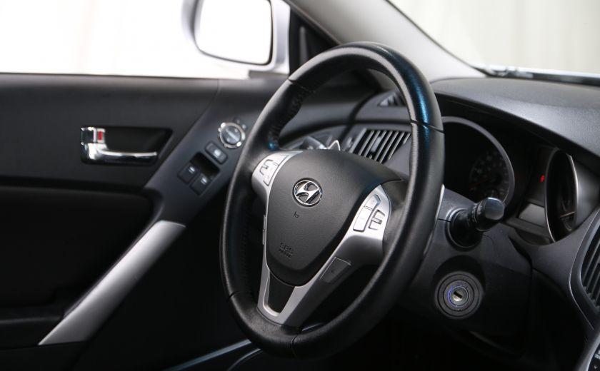 2010 Hyundai Genesis 2dr I4 Auto AUTOMATIQUE A/C MAGS BLUETHOOT CUIR #45