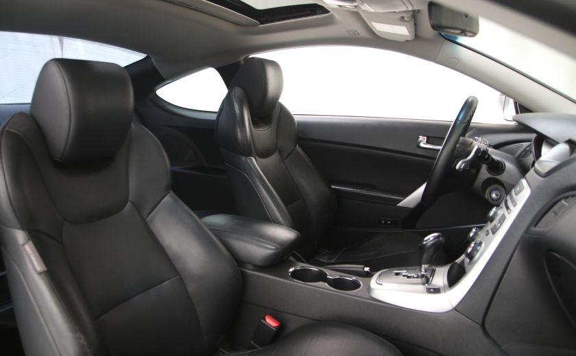 2010 Hyundai Genesis 2dr I4 Auto AUTOMATIQUE A/C MAGS BLUETHOOT CUIR #46