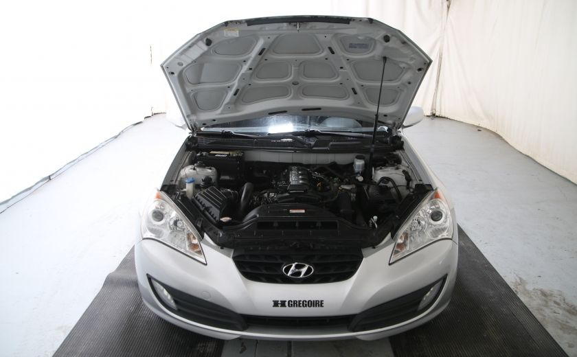 2010 Hyundai Genesis 2dr I4 Auto AUTOMATIQUE A/C MAGS BLUETHOOT CUIR #47