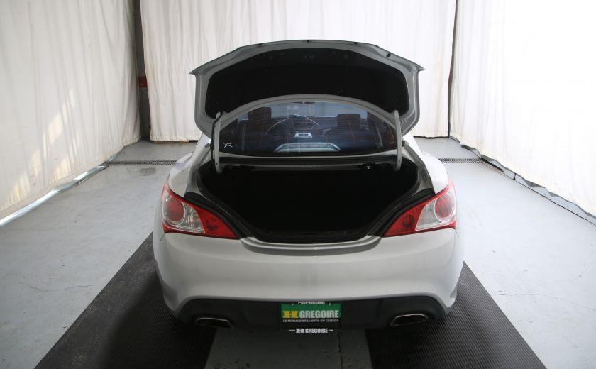 2010 Hyundai Genesis 2dr I4 Auto AUTOMATIQUE A/C MAGS BLUETHOOT CUIR #49